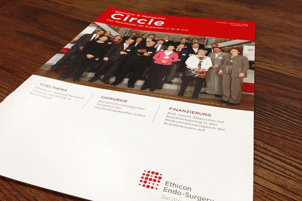 Ethicon Endo-Surgery - Bariatric Circle Broschüre