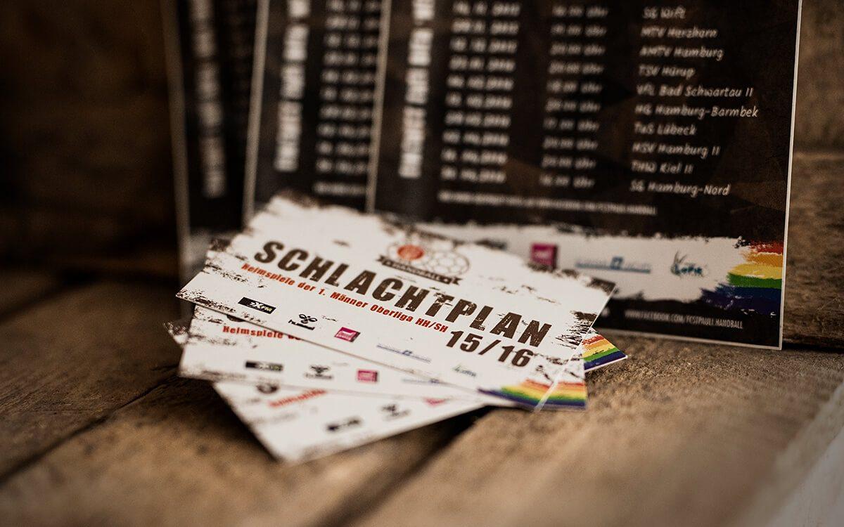 FC St. Pauli Handball - Schlachtplan Saison 15/16 klein