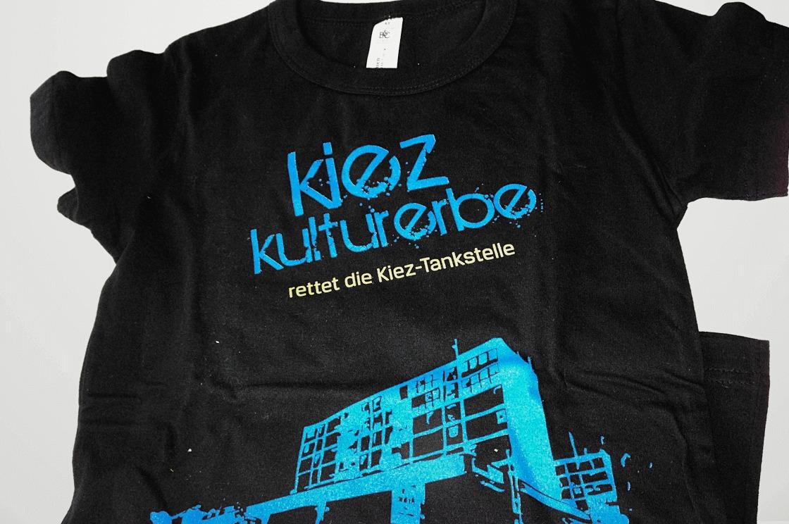 Kiez Kulturerbe - T-Shirt