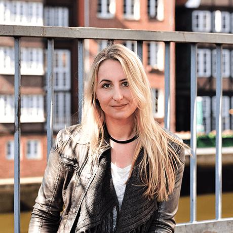 Mailyn Lemcke, Mediengestalterin bei bei nitschmahler&friends