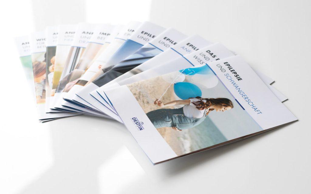 Patienten-Broschüren Desitin