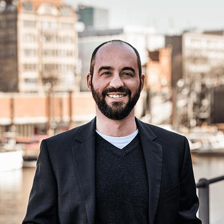 Moritz Döring, Projektmanager bei nitschmahler&friends