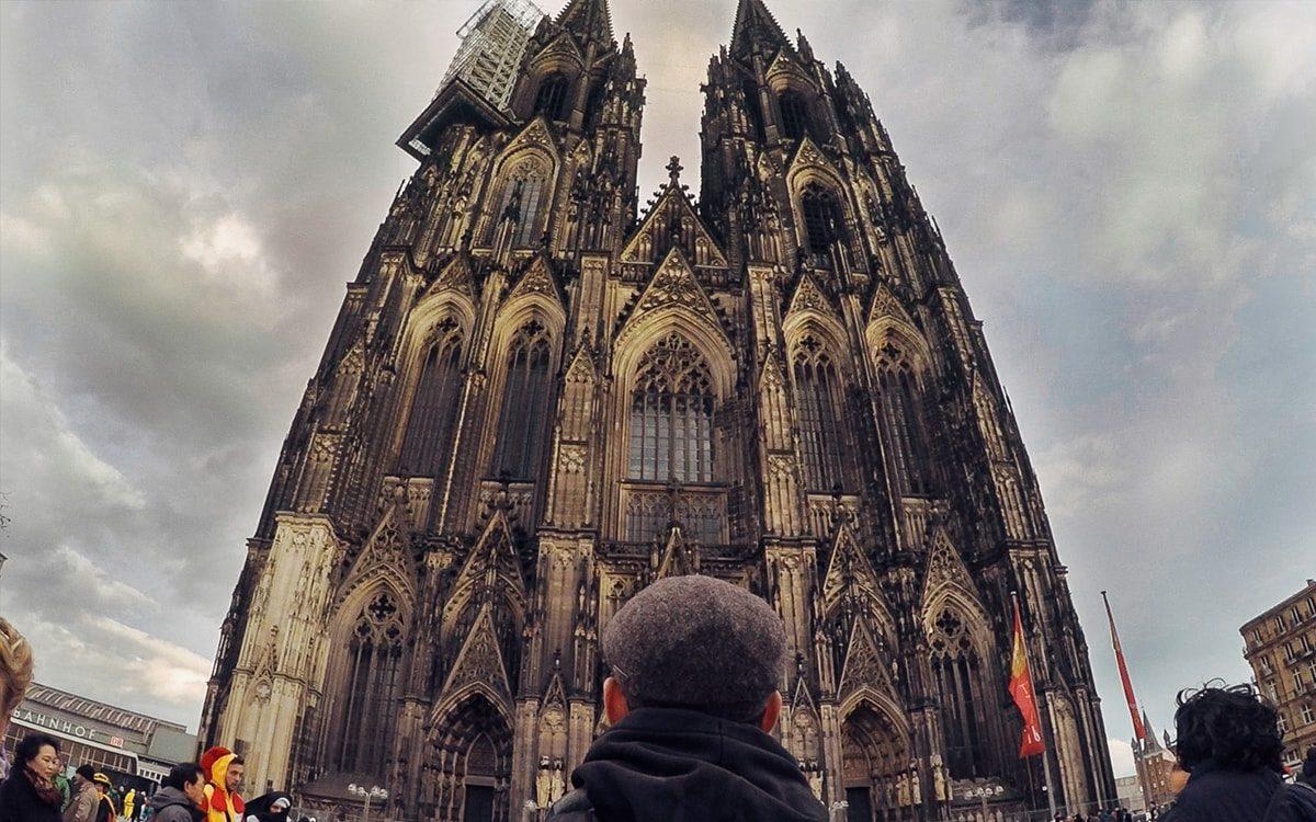 GeloRevoice Kölner Dom